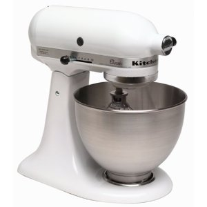 KitchenAid Classic mixer Mixer reviews;  KitchenAid K45SS Classic Stand Mixer