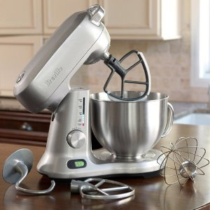 Breville Stand Mixer Review of the Breville 5 Quart Stand Mixer