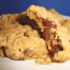 """Oatmeal-Raisin Drop cookies"""