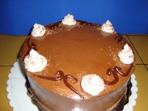 DSC00441 300x225 Cake The Best Ever Chocolate Cake