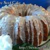 """Poppy Seed Cake"""