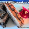 """Decadent Chocolate Raspberry Bars"""