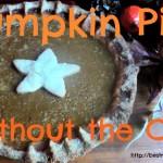Pumpkin Pie 150x150 Diabetic Orange Glazed Pumpkin Bundt Cake